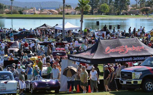 The 2015 Concours in the Hills drew 444 cars and raised well over $60,000 for the Boys & Girls Clubs.