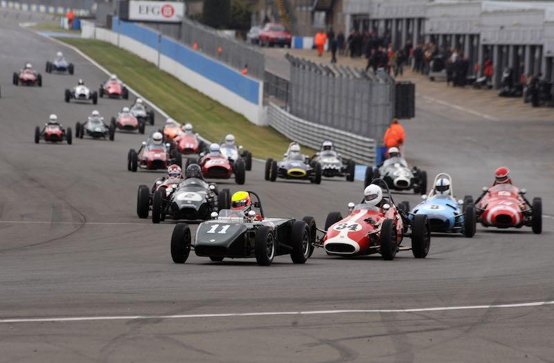 FJHRA Silverline Historic Formula Junior (photo: Jeff Bloxham)