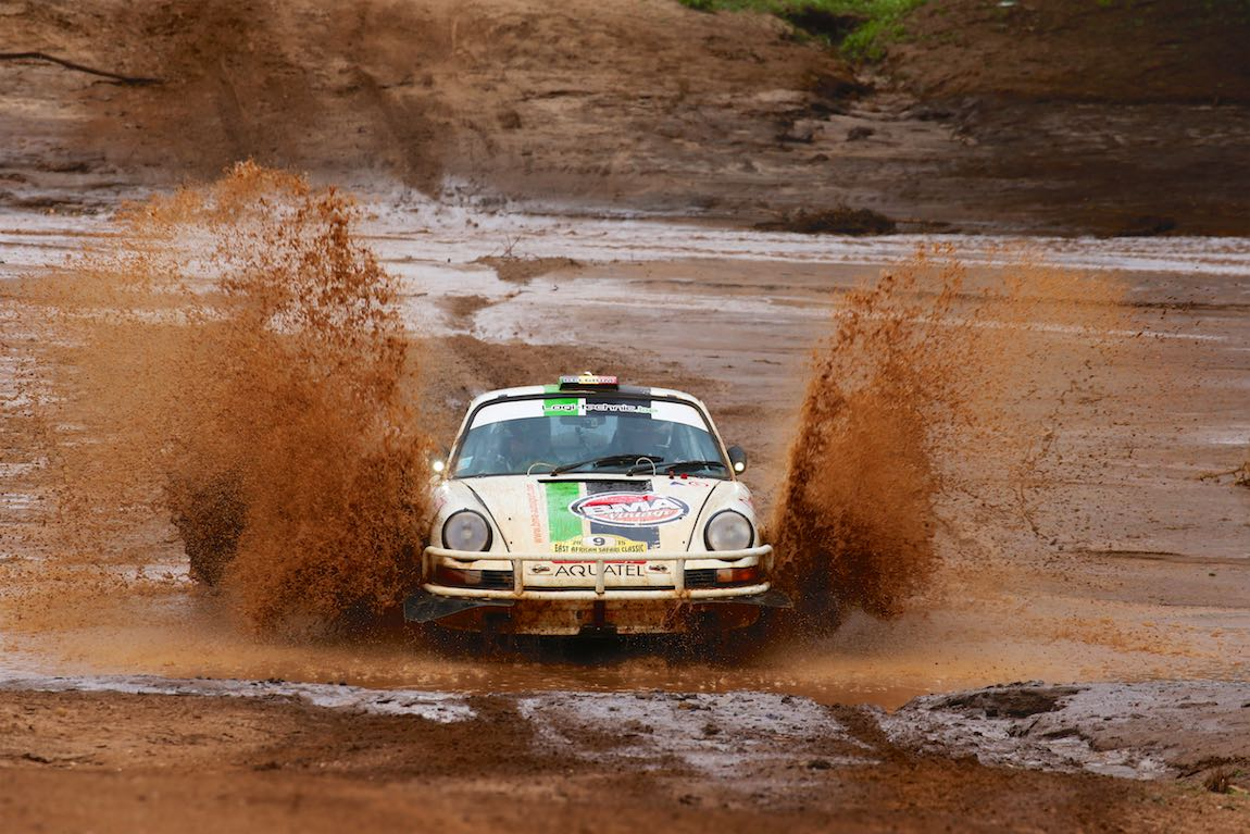 East African Safari Classic Rally 2015 - Photos, Results, Report