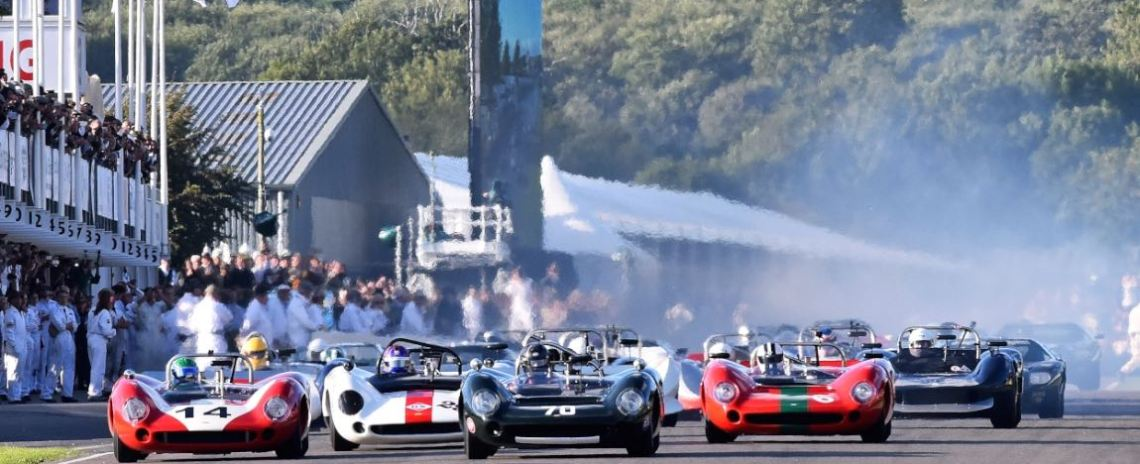 Goodwood Revival 2015 - Whitsun Trophy