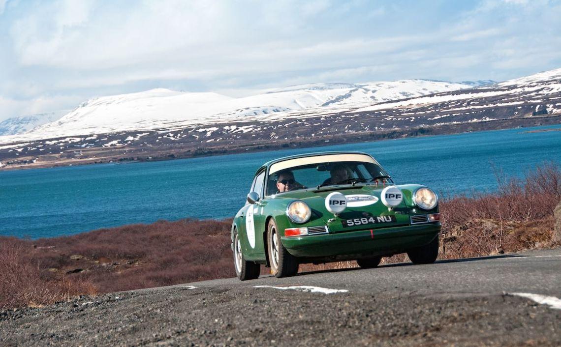 1965 Porsche 911 (photo: Francesco Rastrelli and Roberta Roccati)