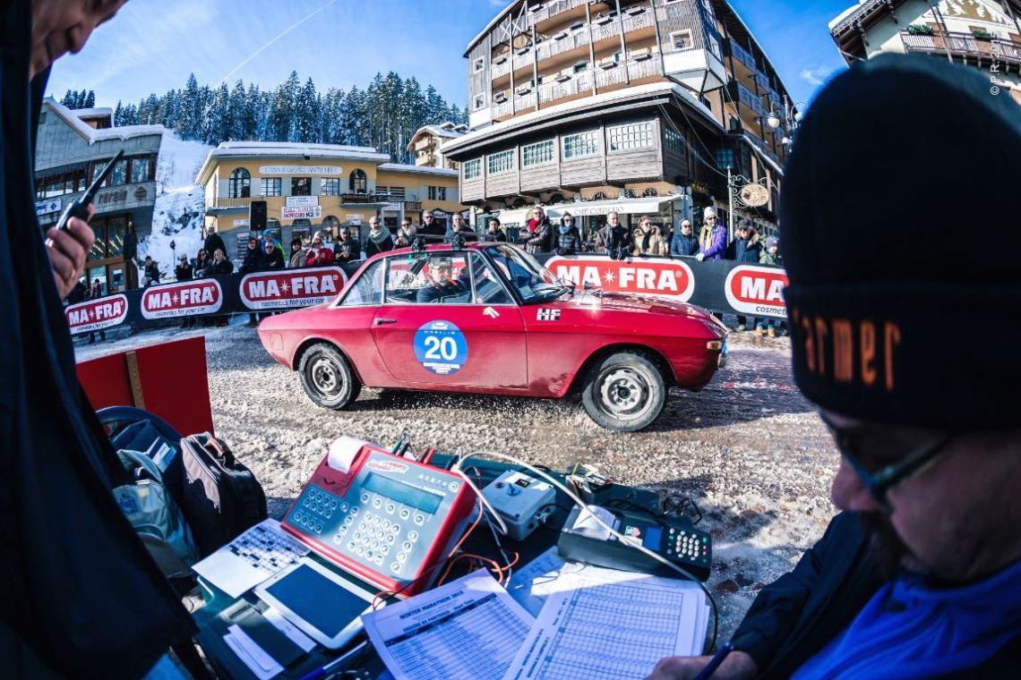 1966 Lancia Fulvia Coupe HF