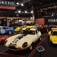 Salon Retromobile 2016 - Report and Photos