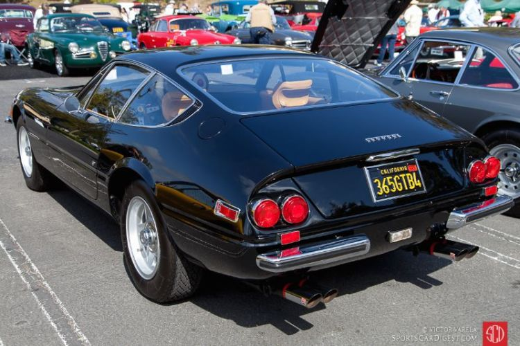 1973 Ferrari 365 GTB/4 Daytona of Ronald W. Busuttil