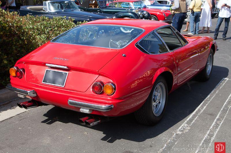 1970 Ferrari 365 GTB/4 Daytona