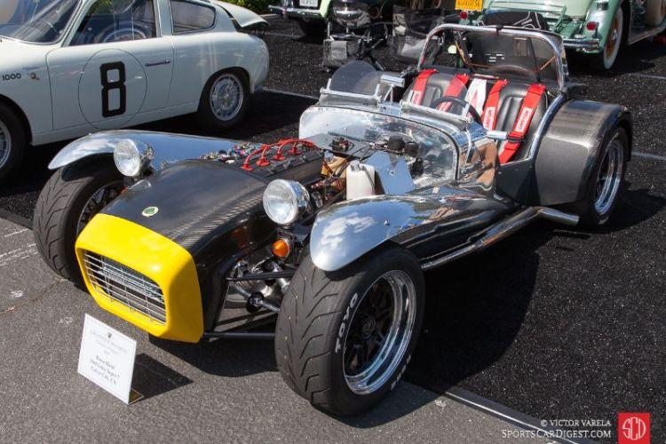 Bruce Hand's 1964 Lotus Super 7