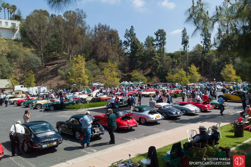 2016 Greystone Mansion Concours d'Elegance