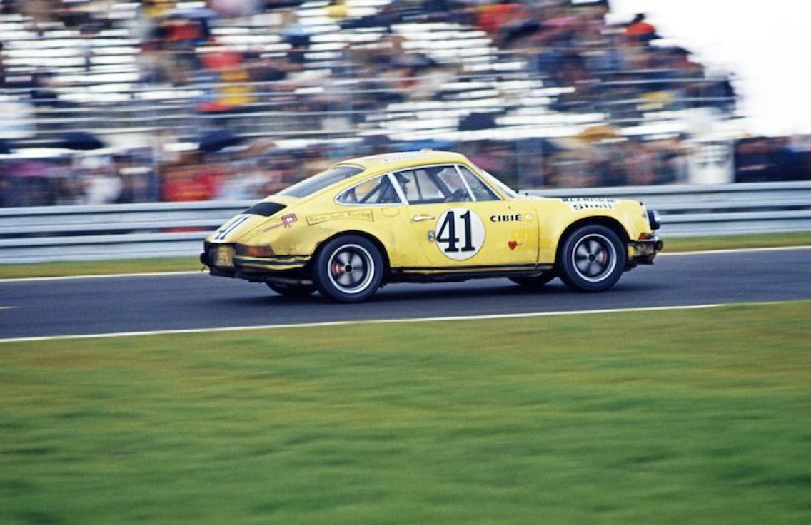 During the 1972 24 Hours of Le Mans