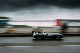 Jaguar D-Type of Benjamin Eastick (photo: Malcolm Griffiths)