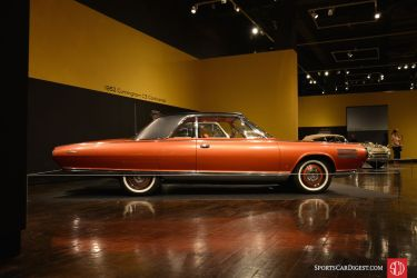 1963 Chrysler Turbine Car