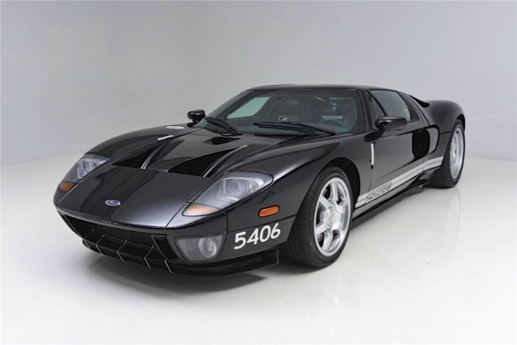 "2004 Ford GT Prototype ""CP-1"""