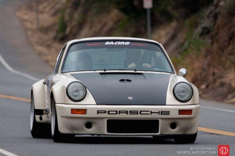 Sean Tighe's 1976 Porsche 911