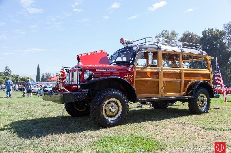 Randy Palmer's 1949 Dodge Power Wagon Woody