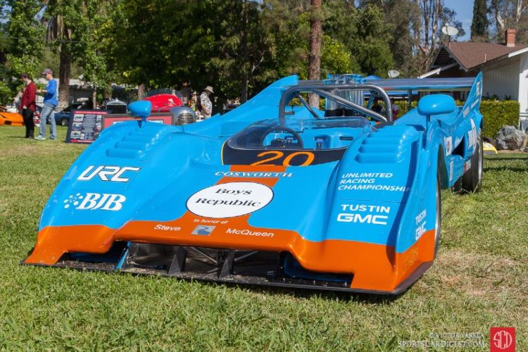 The Unlimited Racing Championship's 2016 NuArt Can Am racer