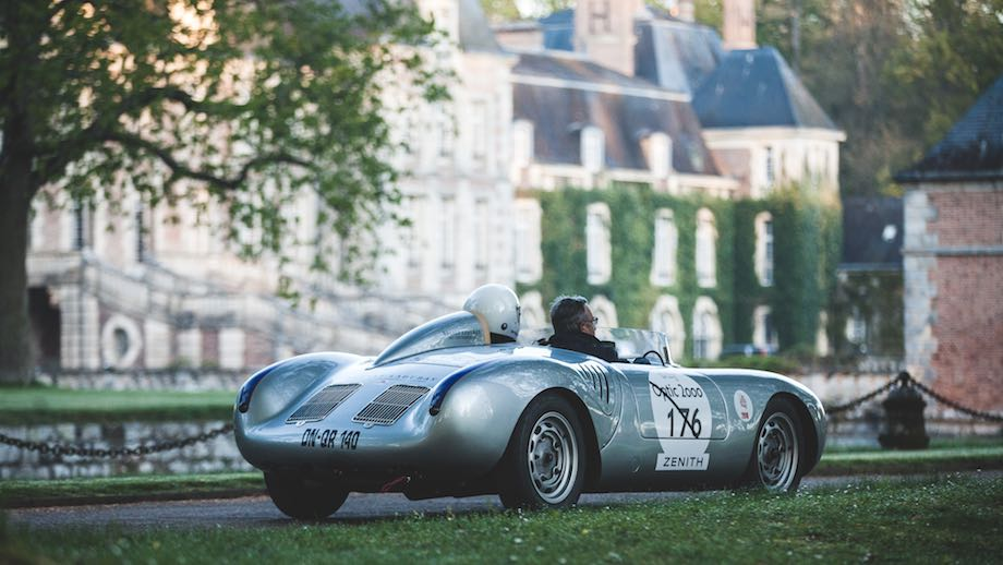 1958 Porsche 550 RS Spyder