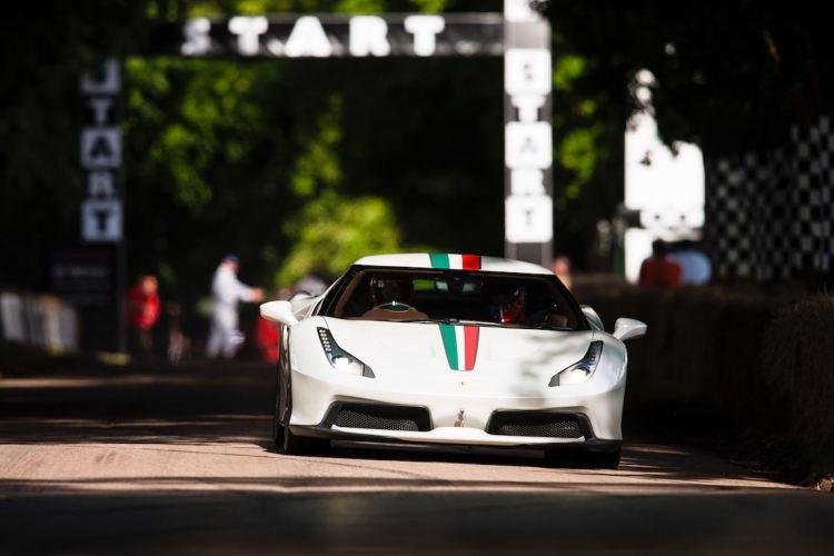 Ferrari 458 MM Speciale Photo: Drew Gibson