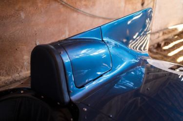 1955 Jaguar D-Type Wing