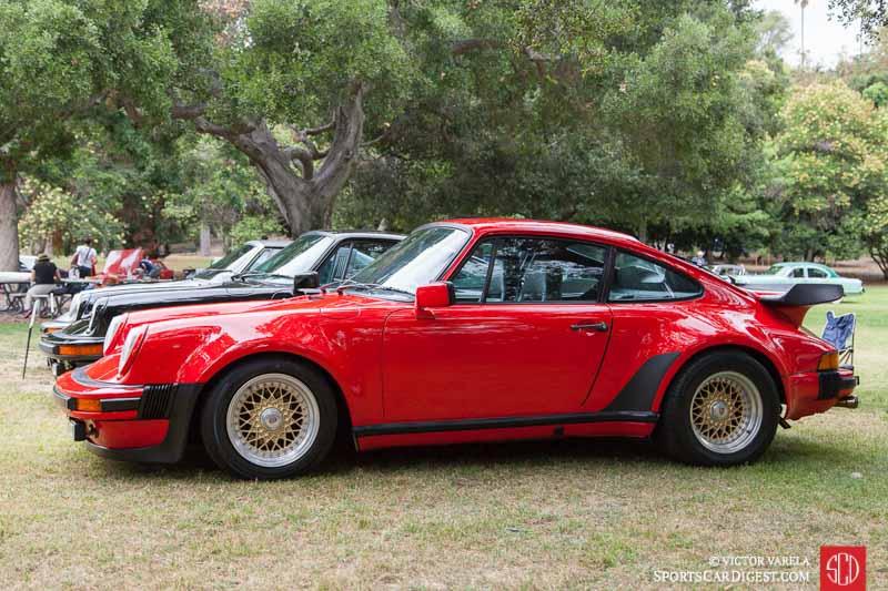 1979 Porsche 930 Turbo Carrera owned by David Samkow