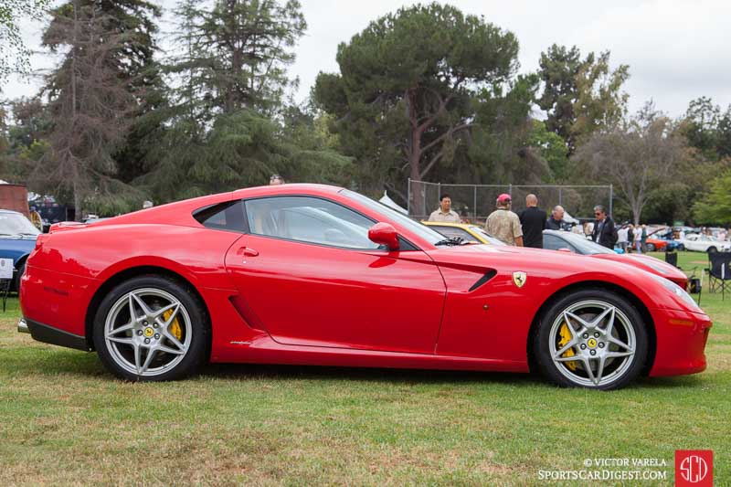 2004 Ferrari 599 GTB Fiorano owned by Paul Su