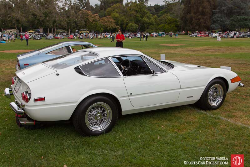 1972 Ferrari 365 GTB/4 Daytona owned by Bill & Linda Feldhorn