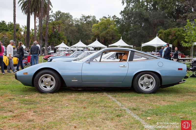 Robert White's 1972 Ferrari 365 GTC/4