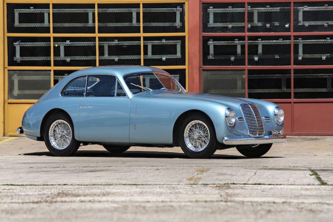 1948 Maserati A6/1500 Coupe (photo: Mathieu Heurtault)