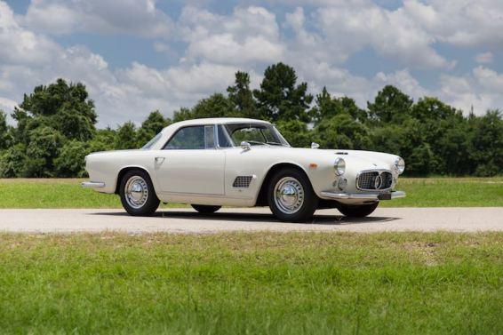 1960 Maserati 3500 GT (photo: Mike Maez)