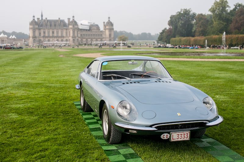 1967 Ferrari 330 GTC Pininfarina Speciale