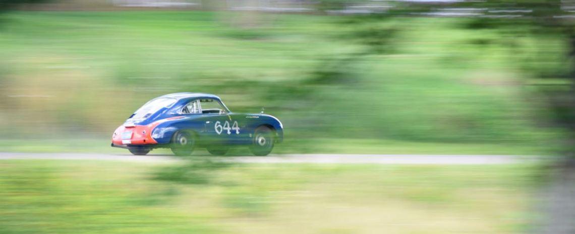1956 Porsche 356A- Christopher Duerr.