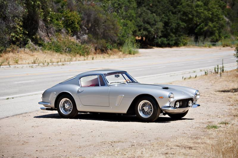 1962 Ferrari 250 GT SWB Berlinetta, chassis 3359 GT (photo: Brian Henniker)