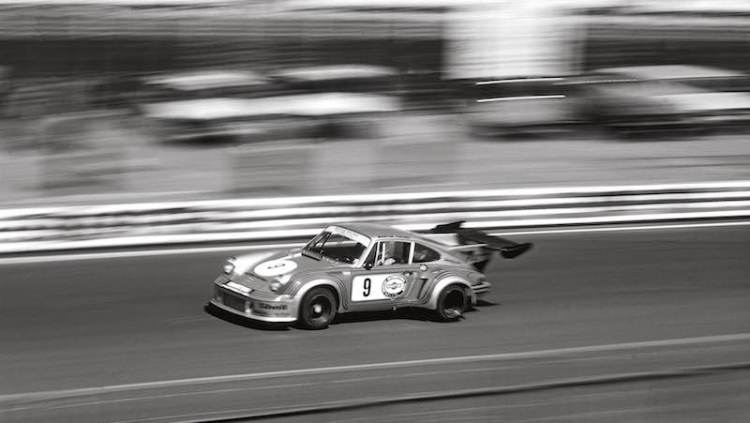 1974 Porsche 911 Carrera RSR Turbo at Le Mans