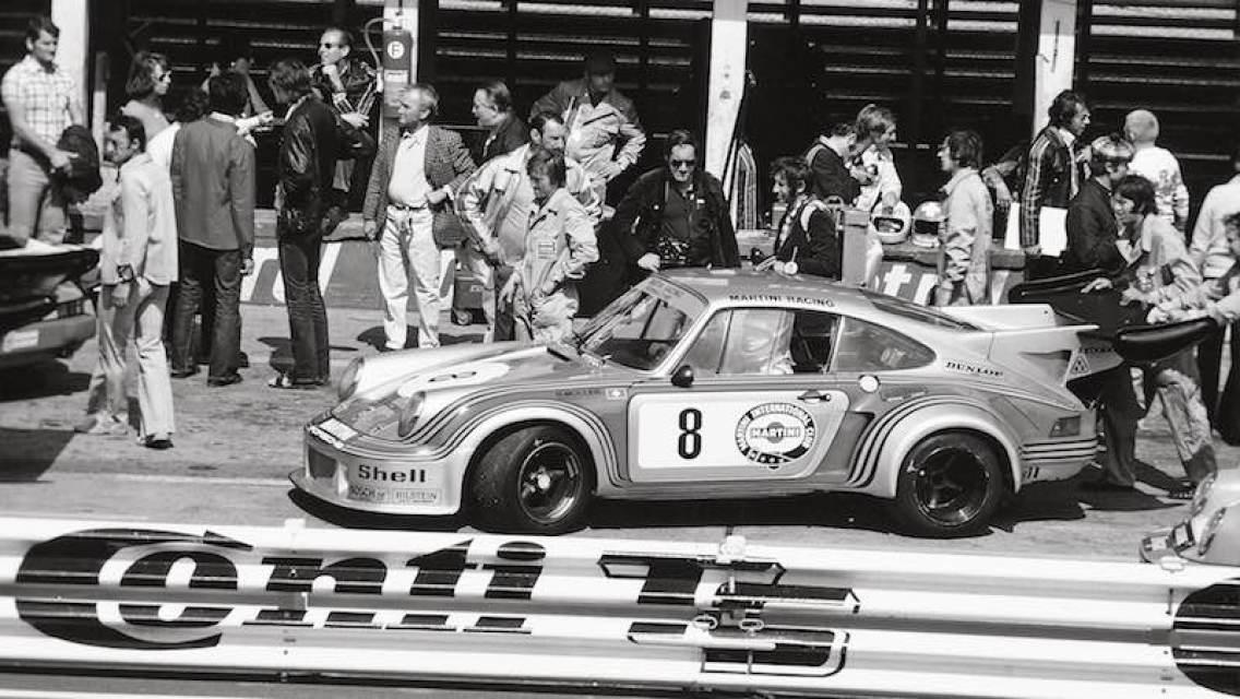 1974 Porsche 911 Carrera RSR Turbo