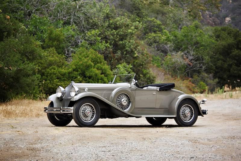 1930 Packard 734 Speedster Runabout (photo: Brian Henniker)