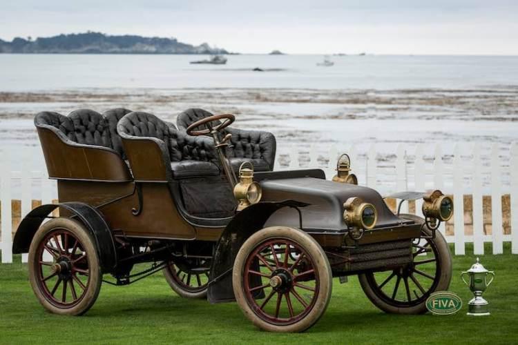 1902 Thomas, Model No. 17