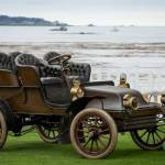 Time-warp 1902 Thomas Wins FIVA Award at Pebble Beach