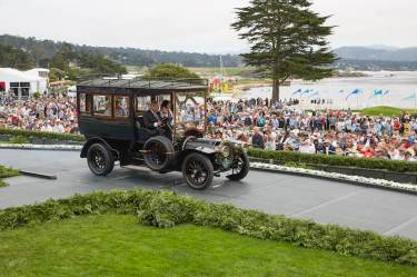1912 Delaunay-Belleville La Carrosserie Industrielle Omnibus (photo: Steve Burton)