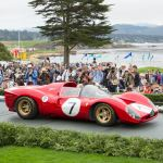 Our Favorite Race Cars from the 2016 Pebble Beach Concours