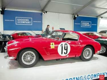 1960 Ferrari 250 GT SWB Competizione Coupe 1759GT