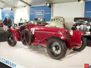 1933 Alfa-Romeo 8C 2300 Monza Roadster