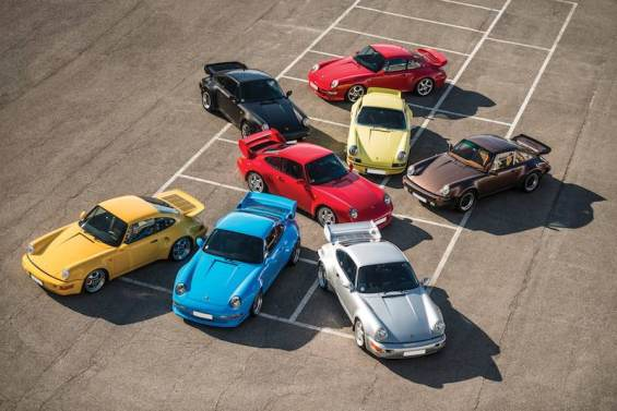 Porsche Collection (photo: Remi Dargegen)