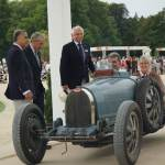 Bugatti Type 35B Wins FIVA Award