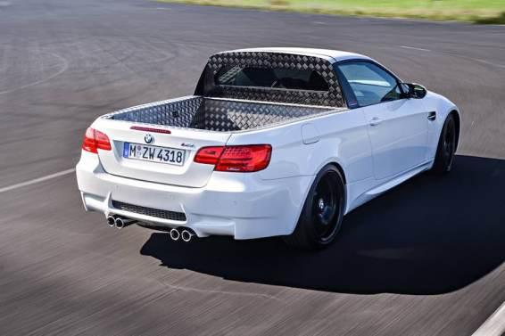 BMW M3 Pickup, concept car 2011