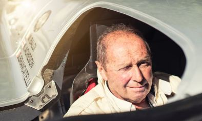 Jochen Mass - Festival of Speed 2016 Goodwood by Harniman Photographer