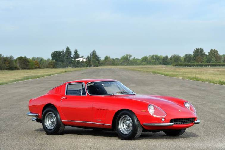 1966 Ferrari 275 GTB.6C Alloy (photo: Tim Scott)