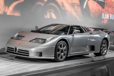 1994 Bugatti EB 110 Super Sport Le Mans