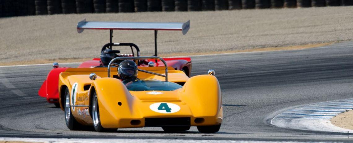 Richard Griot - 1967 McLaren M6A