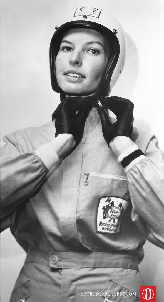 Ring Free's Janet Guthrie (Photo: Ring Free)