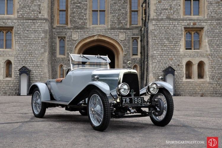 Aston Martin Cloverleaf (1923)
