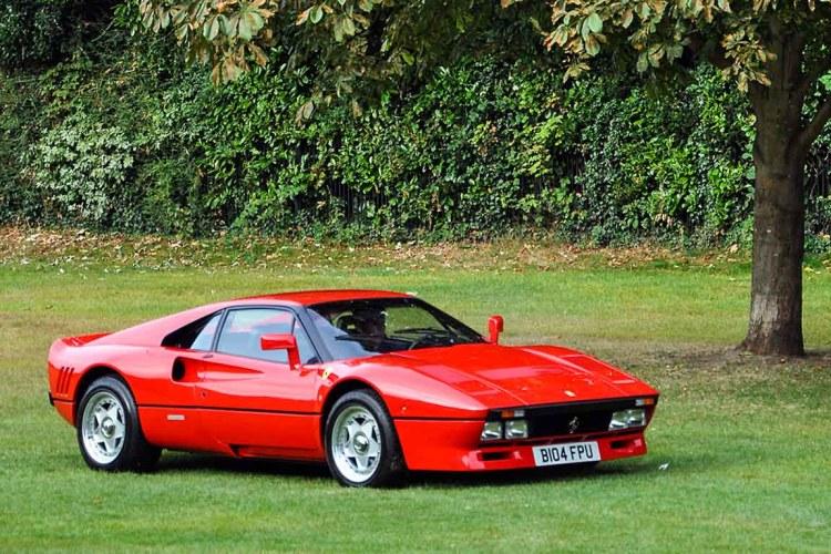 Ferrari 288 GTO (1984