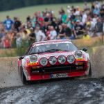 Getting Sideways at the Eifel Rallye Festival